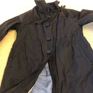 Super cute Loft black jacket